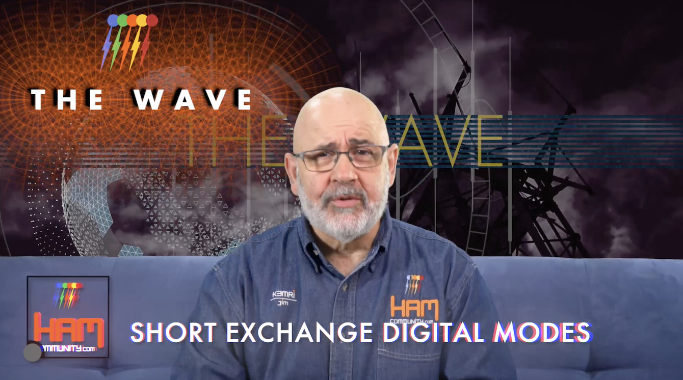 Short Exchange Digital Modes